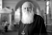 Патріарше співчуття у зв'язку з кончиною заслуженого професора СПбДА протоієрея Василія Стойкова
