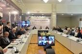 Митрополит Волоколамский Иларион принял участие в первом заседании организационного комитета по подготовке и проведению празднования 150-летия С.В. Рахманинова