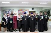 В Калужской епархии завершились курсы жестового языка для священников и мирян