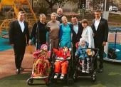 Созданному при участии Церкви первому детскому хоспису в Подмосковье передано новое здание