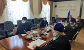 Председатель Синодального комитета по взаимодействию с казачеством принял участие в заседании Комиссии при полпреде Президента РФ в СКФО по делам казачества