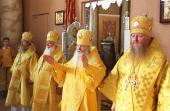 В Липецкой митрополии молитвенно почтили память Собора Липецких святых