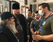В рамках VII Международного межрелигиозного молодежного форума клирики Махачкалинской епархии приняли участие в круглом столе с участием молодежи г. Дербента
