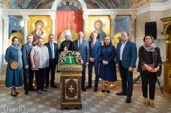 В Минске состоялась презентация Туровского креста
