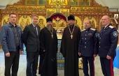 Ответственный секретарь Синодального комитета по взаимодействию с казачеством посетил с рабочим визитом Ярославскую епархию
