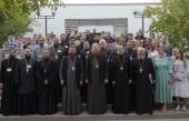 Начала работу ХІХ Всеукраинская конференция Синодального молодежного отдела Украинской Православной Церкви