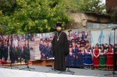 В Первом казачьем университете в Москве в преддверии праздника Покрова Пресвятой Богородицы отметили День казака