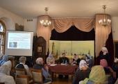В Москве состоялся первый всероссийский форум православных общин глухих