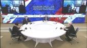 Митрополит Волоколамский Иларион принял участие в круглом столе «Российский учитель — 2030: формирование личности и подготовка профессионала»