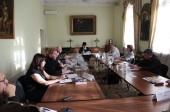 В Издательском Совете прошла конференция «Образы святых в русской литературе»