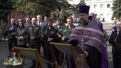 В Саратове освящена часовня, построенная в память о воинах, погибших при исполнении служебного долга
