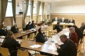 Состоялось очередное заседание комиссии по церковному просвещению и диаконии Межсоборного присутствия
