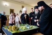 Патриарший экзарх всея Беларуси посетил Свято-Троицкий Марков монастырь Витебска