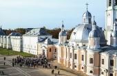 В Вологде освящен Воскресенский кафедральный собор