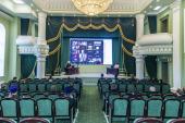 В актовый день Тамбовской духовной семинарии состоялось открытие III международной конференции «Православный взгляд на современный мир: проблемы и перспективы»