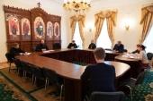 Председатель Финансово-хозяйственного управления провел совещание, посвященное вопросам развития церковной жизни на Дальнем Востоке