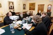 Состоялось заседание Наблюдательного совета при Патриархе Московском и всея Руси по контролю и организации деятельности предприятия «Софрино»