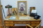 Казахстанскому митрополичьему округу передана святыня, принадлежавшая святителю и исповеднику Тихону, Патриарху Всероссийскому