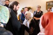 О помощи Церкви клирикам, работникам церковных структур и их семьям