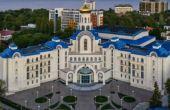 Предстоятель Украинской Православной Церкви освятил храм в честь апостола Иоанна Богослова в Одессе