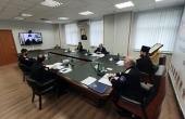 Председатель Синодального комитета по взаимодействию с казачеством принял участие в учредительном съезде Союза казачьей молодежи России