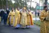 В день памяти святителя Тихона в Ханты-Мансийской епархии освящен храм в честь святого