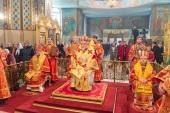 В Риге молитвенно почтили память священномученика Иоанна, архиепископа Рижского