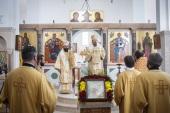В Мадриде прошли торжества в честь праздника Собора святых, в земле Испанской и Португальской просиявших