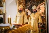 Управляющий делами Московской Патриархии возглавил торжества по случаю 150-летия учреждения Якутской епархии
