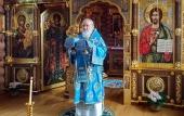 Патриаршая проповедь в праздник Покрова Пресвятой Богородицы после Литургии в Александро-Невском скиту