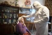 Растет число вызовов священников к больным с коронавирусом. Информационная сводка от 13 октября 2020 года