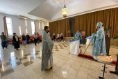 Catholic Archdiocese of Granada transfers a church in the center of this Spanish city to a Moscow Patriarchate parish for use