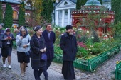 Министр культуры РФ посетила открытие выставки «Собор церковного искусства Пскова» и Псково-Печерский монастырь