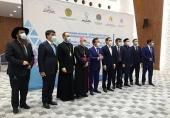 Епископ Каскеленский Геннадий выступил на международной конференции «Духовное согласие — основа мира»