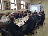 Специалисты Синодального отдела по благотворительности провели семинары в Сочинской, Новороссийской, Пятигорской и Екатеринодарской епархиях