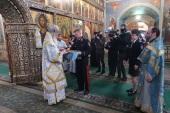 Валдайскому монастырю возвращена похищенная более месяца назад древняя Иверская икона Богородицы