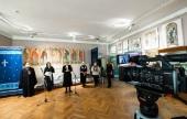 В Сергиево-Посадском музее-заповеднике состоялся пресс-показ выставки-конкурса «Осенний салон — 2020. Храмовое искусство»