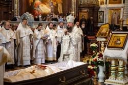 Состоялось отпевание и погребение протоиерея Димитрия Смирнова