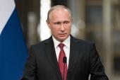 Поздравление Святейшего Патриарха Кирилла Президенту России В.В. Путину с Днем народного единства