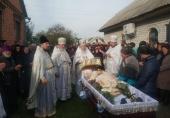 Скончался настоятель гонимой общины Сарненской епархии