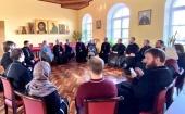 Завершился семинар для руководителей епархиальных отделов по делам молодежи Северо-Западного федерального округа