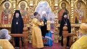 В Алма-Ате прошли торжества по случаю 65-летия преставления святителя Николая (Могилевского)
