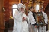 В Киевской и Винницкой областях Украины освящены два храма, в Одесской области — часовня