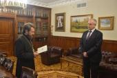 Председатель ОВЦС встретился с директором Департамента МИД России