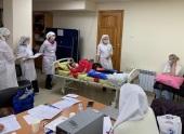Специалисты московской патронажной службы провели занятия по уходу для сестер милосердия в Петропавловске-Камчатском