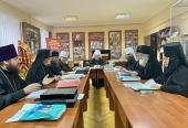 Состоялось заседание Комиссии по канонизации святых при Синоде Украинской Православной Церкви