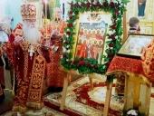 Состоялось первое празднование Собора новомучеников и исповедников земли Карельской