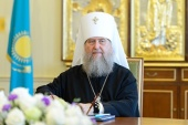 В Алма-Ате прошло заседание Синода Казахстанского митрополичьего округа