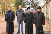 Помощь медикам оказали Нежинская и Изюмская епархии