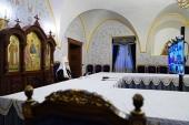 Стенограмма встречи Президента России В.В. Путина со Святейшим Патриархом Кириллом и руководителями религиозных организаций России